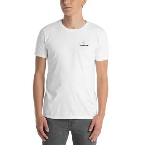 Canadian Classic White T-Shirt