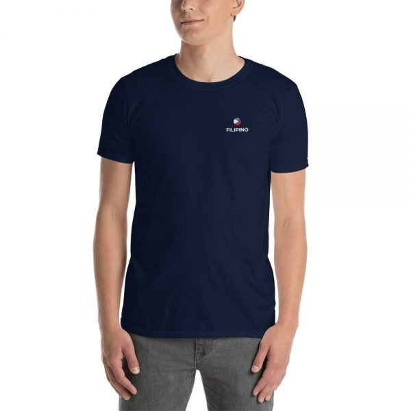 Filipino Classic Navy T-Shirt