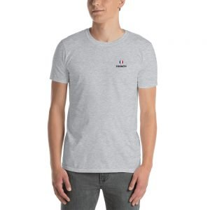 French Classic Grey T-Shirt