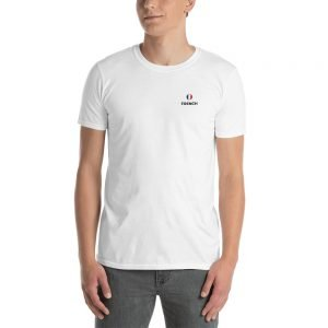 French Classic White T-Shirt