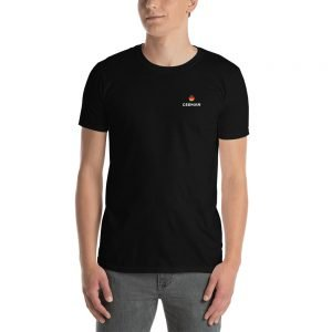 German Classic Black T-Shirt
