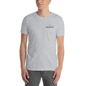 Luxembourger Classic Grey T-Shirt
