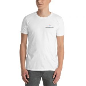 Luxembourger Classic White T-Shirt