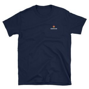 German Classic Navy T-Shirt