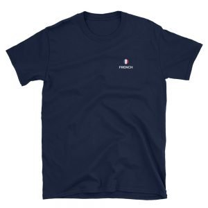 French Classic Navy T-Shirt