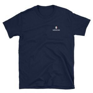 Mexican Classic Navy T-Shirt